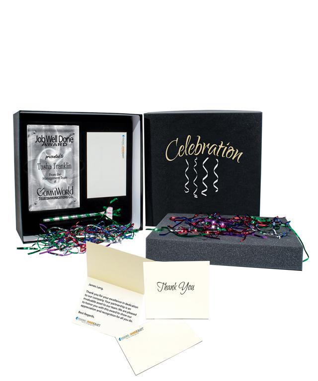 celebration in a box