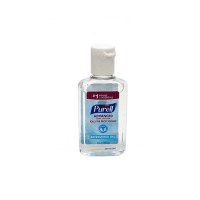 Hand Sanitizer - Purell Bottle (1 Oz.)