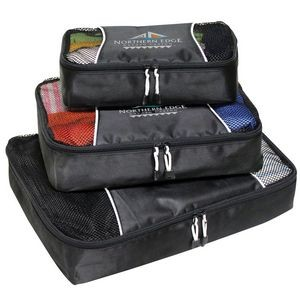3 Pieces Set Packing Cubes