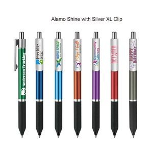 Alamo Shine Pen with Full Color XL Clips